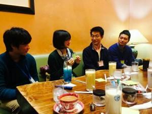 2015年度新歓_2108 カフェ