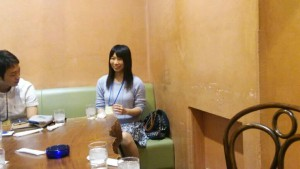 2015年度新歓_9500 カフェ